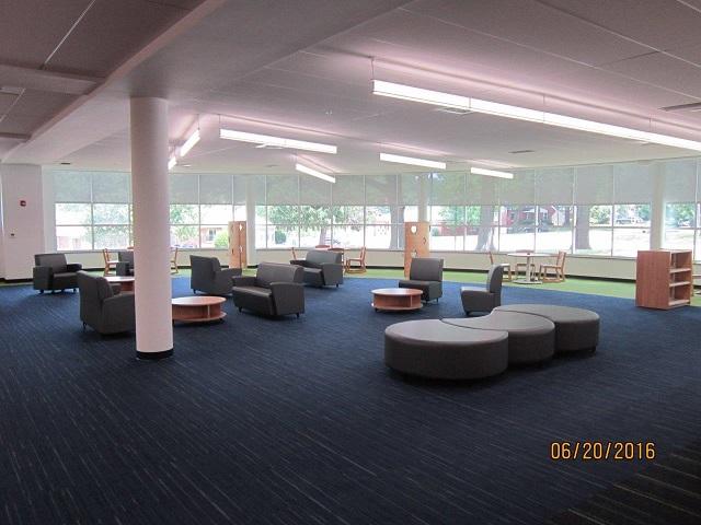 University City High School Library Addition R G Ross
